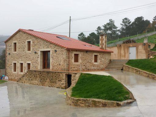 Arnois, A Estrada