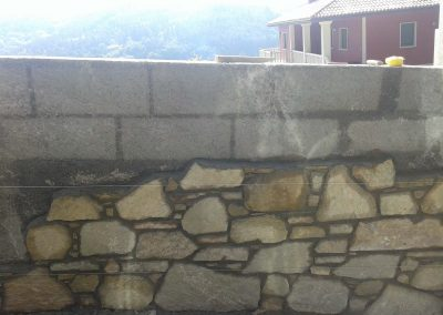 Cierre de finca en Puente Ulla - Vedra