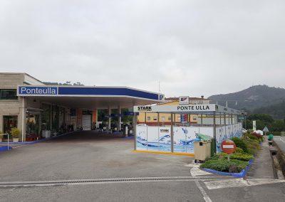 Gasolinera Ponte Ulla - Vedra