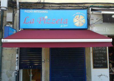 La Pizzeta de Javi, Pontevedra