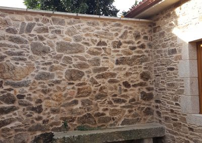 Vivienda en piedra en Ponte Ulla, Vedra
